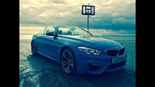 "Conman takes his BMW m4 for a spin on Pendine sands, a 7 mile long beach!! Subscribe to Tom ""Conman"" Connors For Amazing Streetball And Basketball Action - http://bit.ly/1rIJAg8http://www.conmanbasketball.comhttp://www.instagram.com/tomconmanconnorshttp://www.facebook.com/tomconmanconnorshttp://www.twitter.com/conman63Tom ""Con-man"" Connors is considered a street basketball legend and one of the best street basketball players in the world. Not only an urban sport star throughout the globe. Tom entertains millions with his basketball skill and antics from the centre stage to the rugged street basketball courts. Conman appears in All Star and exhibition games and featured in his own TV shows worldwide. Con-man has developed an established portfolio since the beginning of his career, a fully sanctioned Sporting Champion and the face of UK basketball, a multi Guinness World Record holder with 16 basketball world records and a European street basketball champion.  In various fan polls over his career ""Conman"" has consistently been voted in the top 10 streetball players in the world."