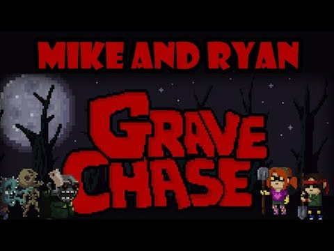 Grave Chase (PC) Mike & Ryan (видео)