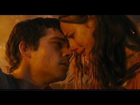 Maze Runner 3: The Death Cure | Thomas And Teresa Kiss Scene [HD]