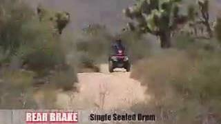 8. ATV Television Test - 2006 Honda Rubicon