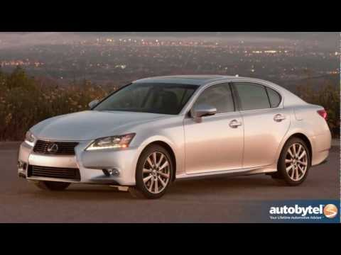 2013 Lexus GS 350: Video Road Test and Review