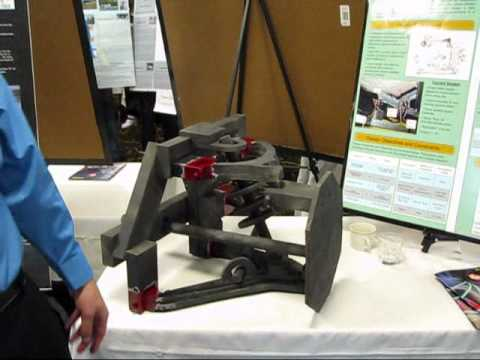 senior design projects spring 2011 mechanical engineering michigan