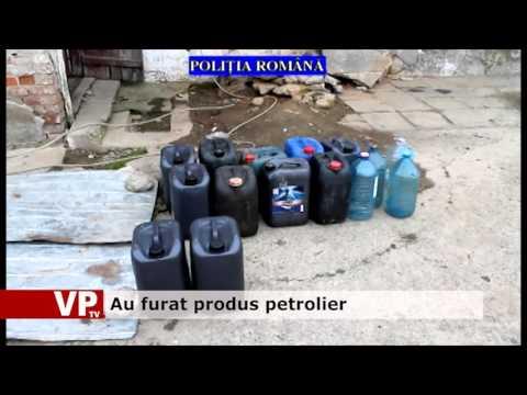 Au furat produs petrolier