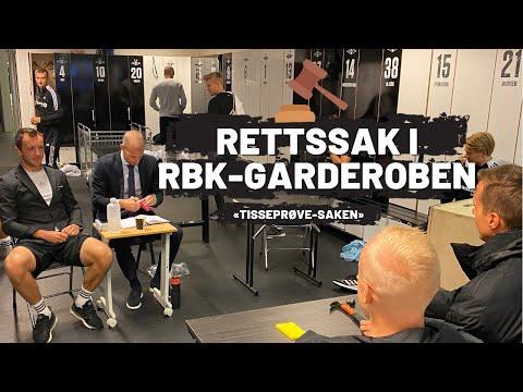 Uenig i bot, endte med rettssak i RBK-garderoben   Gische Molins til sak mot RBKs tisseprøvemaskin