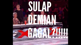 Download Video SULAP DEMIAN GAGAL - AMERICAN GOT TALENT MP3 3GP MP4