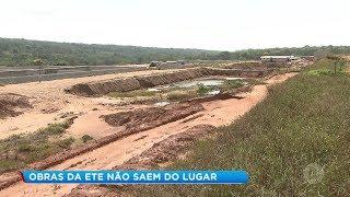 Câmara pode abrir comissão para investigar atraso nas obras da ETE em Bauru