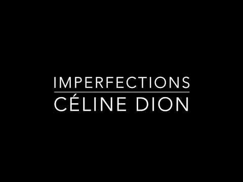 Imperfections - Céline Dion lyrics