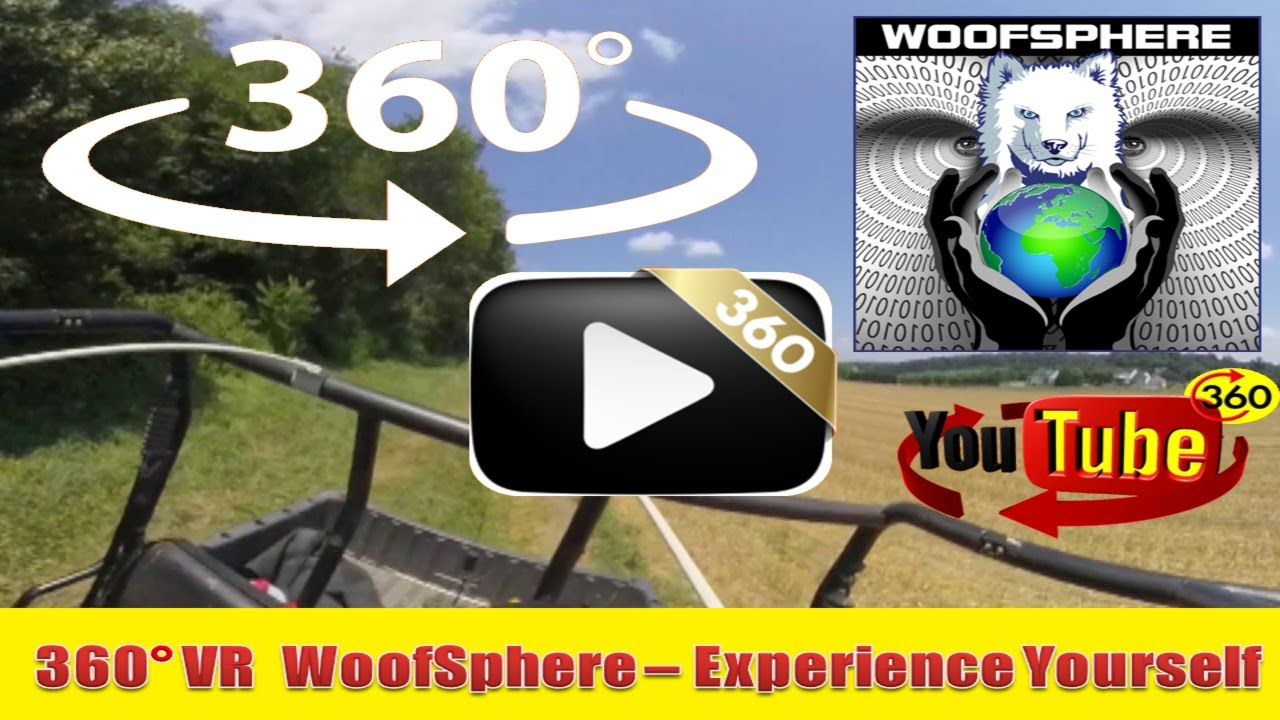 360 Videos | VR | Virtual Reality | WooFSphere | FreeRanging Put To Guitar Meditations