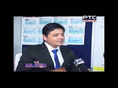 THE ACHIEVERS :  Puneet Khanna MD AUM GLOBA