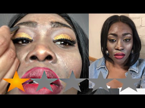 I WENT TO THE WORSE REVIEWED MAKEUP ARTIST IN LONDON