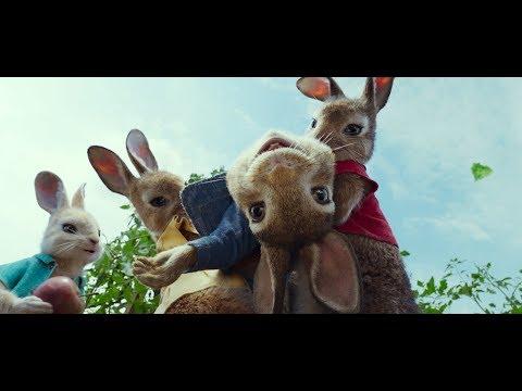 Peter Rabbit - first trailer