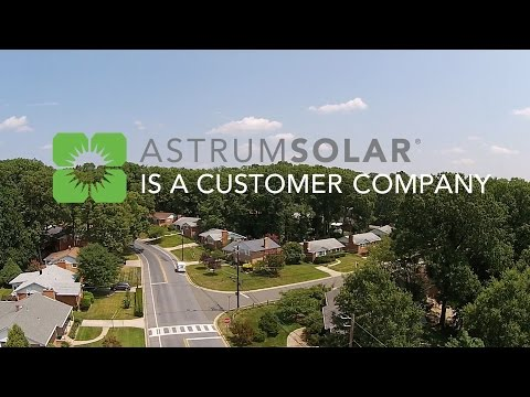 Astrum Solar Customer Success Story