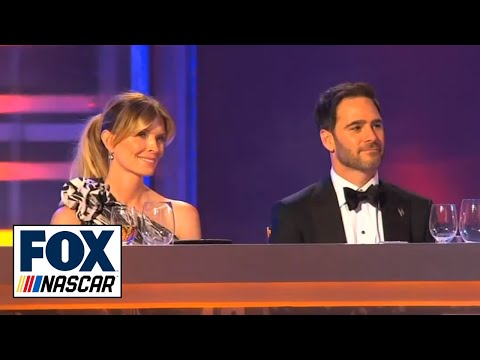 Jay - Jay Mohr has the NASCAR crowd in stitches with the opening monologue for the 2013 NASCAR Spring Cup Series Awards Banquet.
