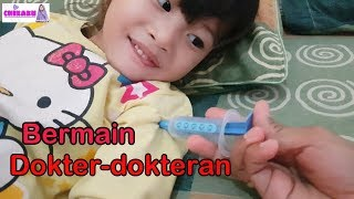 Video Bermain Dokter-Dokteran 🌻 Chika Jadi Pasien 🌻 Bubu Jadi Dokter 🌻 Playing Doctor MP3, 3GP, MP4, WEBM, AVI, FLV Desember 2018