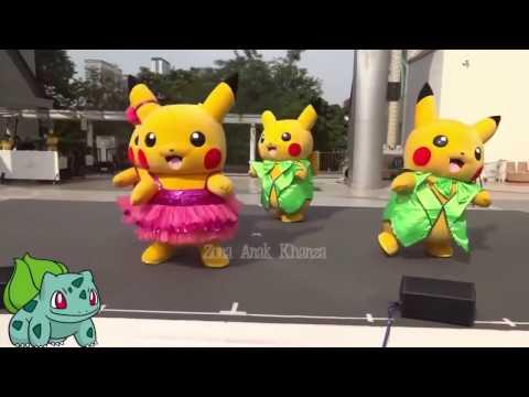 pokemon go  Goyang Pokemon Pikachu Dance Bikin Ketawa Ngakak Lucu Khanzahirah - Thời lượng: 3 phút và 27 giây.