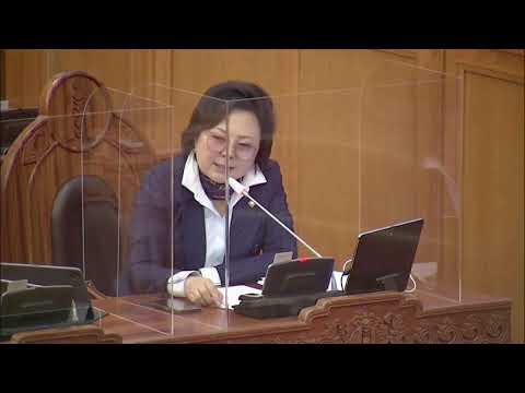 ТБХ: Засгийн газрын тусгай сангийн тухай хуульд нэмэлт оруулах тухай хуулийн төслийн анхны хэлэлцүүлгийг хийлээ