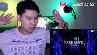 Video BTS - FAKE LOVE @ COMEBACK SHOW [KOREAN REACTION] MP3, 3GP, MP4, WEBM, AVI, FLV Februari 2019