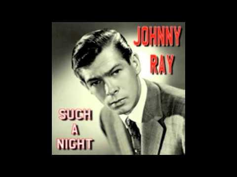 Tekst piosenki Johnnie Ray - Such a Night po polsku