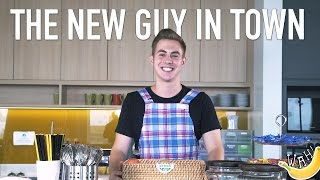 Video The New Guy In Town MP3, 3GP, MP4, WEBM, AVI, FLV Mei 2018