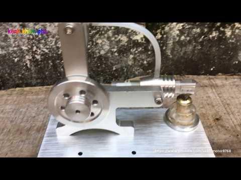 động cơ stirling - stirling engine vietnam - Thời lượng: 3 phút, 33 giây.