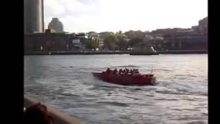 Speed Boat Sydney Australia Completo