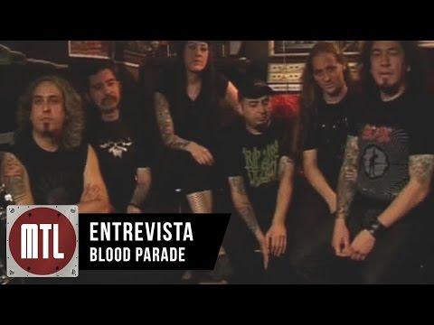 Bloodparade video Entrevista MTL - Temporada 1 - 2009