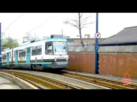 tram - The T-68 is a tram used in Manchester England. See some T68s in action in various locations in Manchester, and out towards Eccles.Trams Are Tops have caught ...