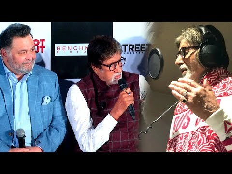 Amitabh Bachchan REACTS On Turning Music Composer