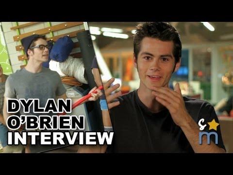 """Dylan O'Brien Talks """"The Internship,"""" Working with Owen Wilson & Vince Vaughn"""