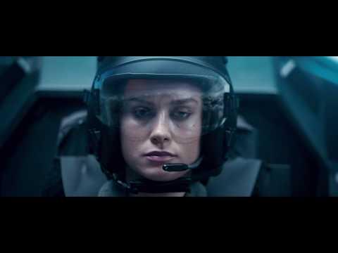 《驚奇隊長》前導預告! 2019年3月 8日,與美同步上映!