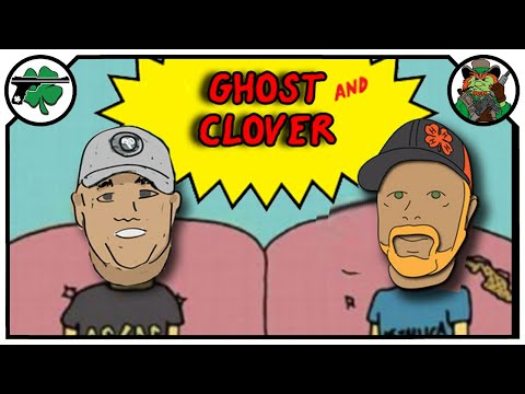 Ghost & Clover LIVE - Testing Some Software And Stuff