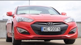 (ENG) 2013 Hyundai Genesis Coupe 3.8 FL - Test Drive And Review