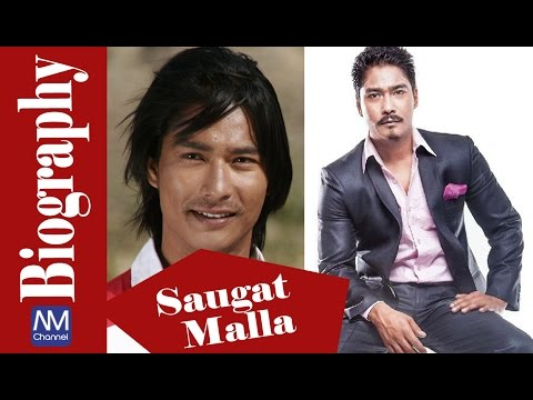 (Saugat Malla Biography || Nepali Actor Biography || Nepali Movies Channel - Duration: 2 minutes, 58 seconds.)