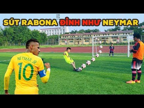Thử Thách Bóng Đá Với Quang Hải Nhí Neymar Hà Tĩnh Sút Rabona đẳng cấp PVF mùa World Cup 2018 - Thời lượng: 10:06.
