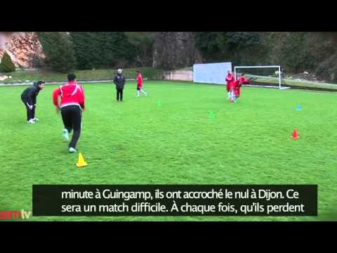 (J31) ASM FC - NIORT, le point presse
