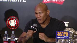 UFC 198: Post-fight Press Conference Highlights by UFC