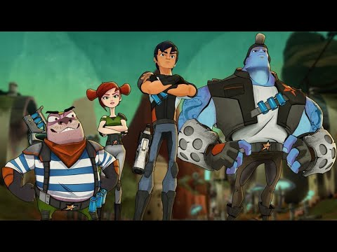 🔥 Slugterra EP 1-10 🔥 Full Episode Compilation 🔥 MEGA COMPILATION 🔥 Cartoons for Kids HD