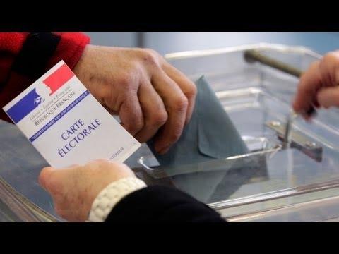 الفرنسيون يصوتون لمرشحهم المفضل لرئاسة الجمهورية - فيديو