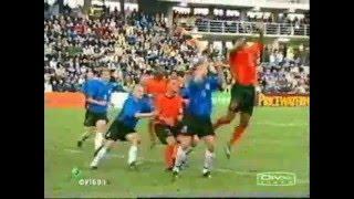 Kluiverts Tore für die niederländische Nationalmannschaft
