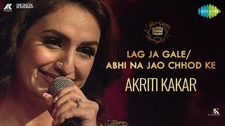 Video Lag Ja Gale & Abhi Na Jao Chhod Kar   Mashup   Akriti Kakar   Big Band Theory MP3, 3GP, MP4, WEBM, AVI, FLV Januari 2019