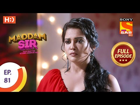 Maddam Sir - Ep 81 - Full Episode - 1st October 2020