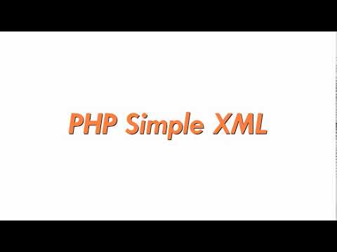 Video PHP Simple XML download in MP3, 3GP, MP4, WEBM, AVI, FLV January 2017