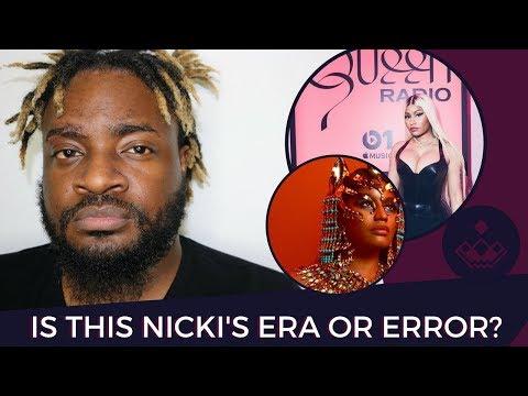 Nicki Minaj's ERA or ERROR?