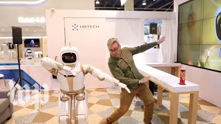Just a few weird tech products we saw at CES 2019