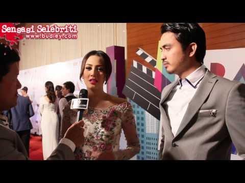 Fesyen Nur Fathia di Malam Anugerah Drama Festival KL