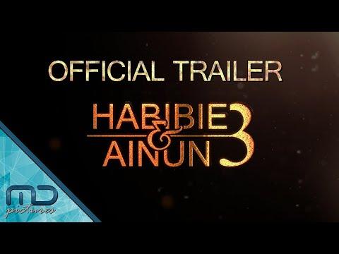 Habibie & Ainun 3 - Official Trailer | Desember 2019 di Bioskop