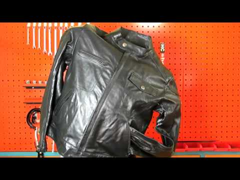 Moto Guzzi Lederjacke Damen Bellagio Bekleidung 2011