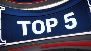 Top 5 NBA Plays of the Night: April 24, 2017 by NBA