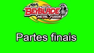 Partes Do Ultimo Episodio De Beyblade Metal Fusion Dublado