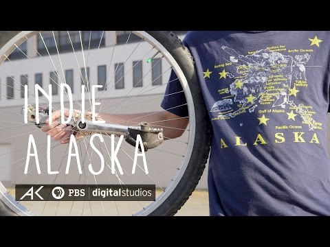 Pioneering Rough-Terrain Unicycling   INDIE ALASKA